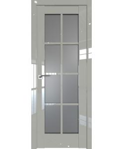 Межкомнатная дверь №8 глянец