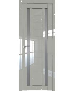 Межкомнатная дверь №7 глянец