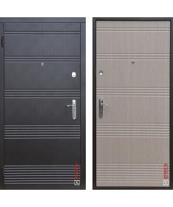 Дверь Входная Ванесса Венге Zimen двухконтурная