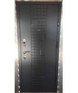 Входная дверь Модель: ДМ3 Антрацит ТМ Медведь