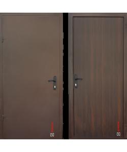 Дверь входная ТМ Zimen  Модель Металл / ДСП