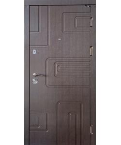 Входная Дверь Омега Серая Квартира