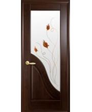 Межкомнатная дверь Новый стиль Амата с рисунком коллекция Маэстра