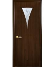 Межкомнатная дверь Новый Стиль Бора с рисунком коллекция Модерн