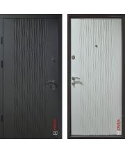 Дверь входная ТМ Zimen  Модель Wawe