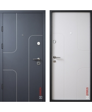 Дверь входная ТМ Zimen  Модель Skay
