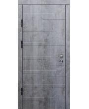 Входная Дверь серый Бетон S-1