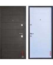 Дверь входная ТМ Zimen  Модель  Горизонталь