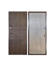 Дверь Входная модель М-2 (МДФ/МДФ)   ТМ Медведь